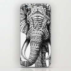 Ornate Elephant iPhone & iPod Skin