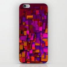 so many layers iPhone & iPod Skin