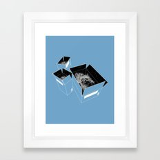 Box Of Dreams Framed Art Print