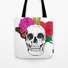 Skull I Tote Bag