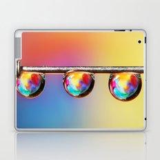 Tropical Pin Drop Laptop & iPad Skin