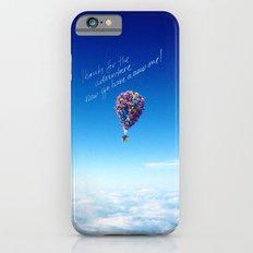 Glamorous Sky Slim Case iPhone 6s