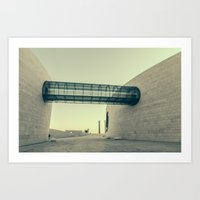 Champalimaud Foundation II Art Print