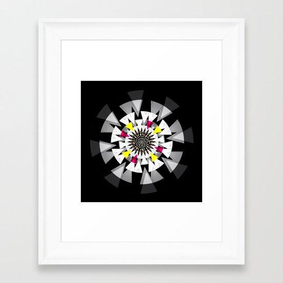 Nexus N°18bis Framed Art Print