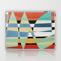 Sailing on a Raging Sea Laptop & iPad Skin