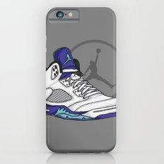Jordan 5 (Grape) iPhone 6 Slim Case