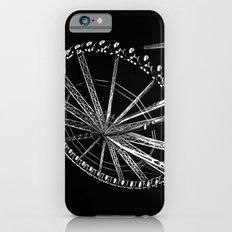 Night Time Ferris Ride iPhone 6 Slim Case