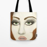 Vintage In Color Tote Bag