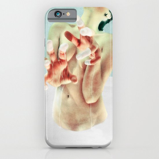 Paint or Die Trying iPhone & iPod Case