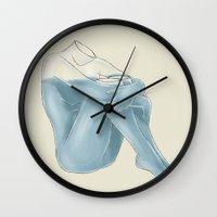 72.8 Percent Water Wall Clock