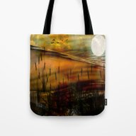 Aura Of Tranquillity Tote Bag