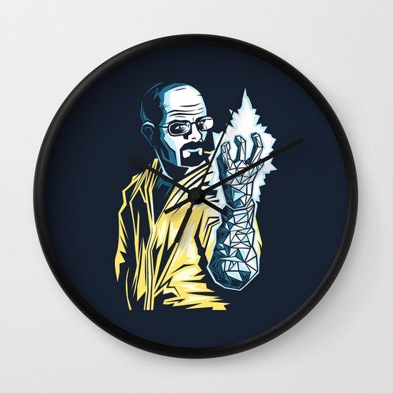 The Iceman Cometh Wall Clock