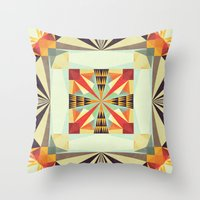 Some Kind Of Light Throw Pillow