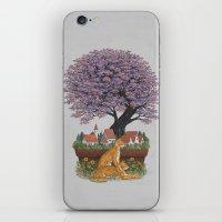 Bonsai Village iPhone & iPod Skin