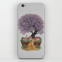 Bonsai Village iPhone & iPod Skin