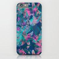 Geometric Floral iPhone 6 Slim Case