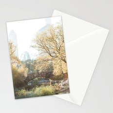 Central Park II Stationery Cards