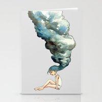 Fluid Mind Stationery Cards