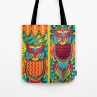 Owl's Tote Bag