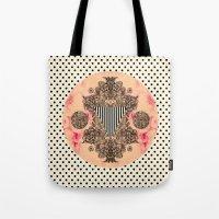 C.W. xx Tote Bag