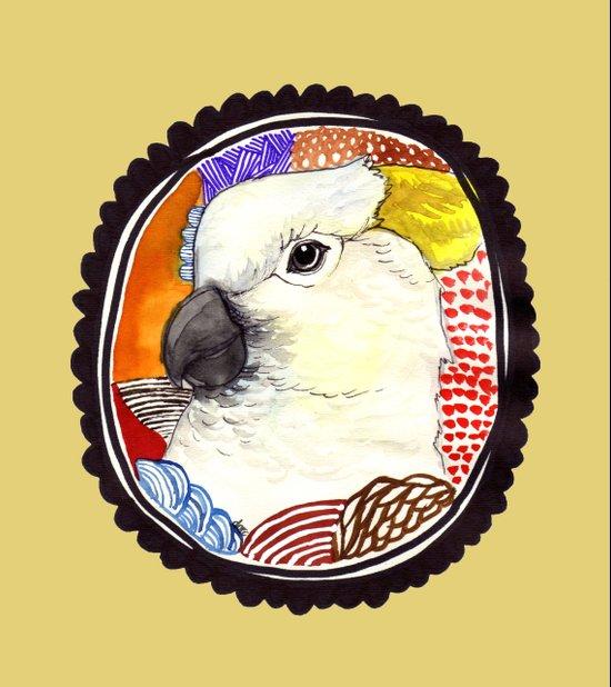 Birdy / Nr. 1 Art Print