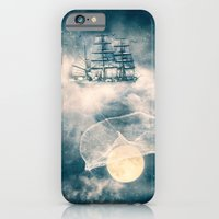 iPhone Cases featuring I'll bring you the MOON by Paula Belle Flores