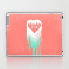 LOVE YEW Laptop & iPad Skin