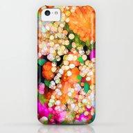 POP-Sparkles iPhone 5c Slim Case