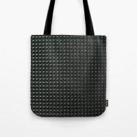 Metal Pattern Tote Bag