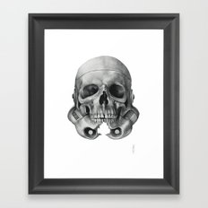 Bring Out Your Dead Framed Art Print