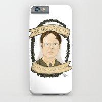 Dwight Schrute iPhone 6 Slim Case