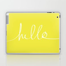 Hello x Sunshine Laptop & iPad Skin