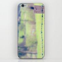 In The Country iPhone & iPod Skin