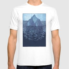 Iceberg Mens Fitted Tee SMALL White