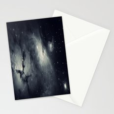 Tonight's Crescent Stationery Cards