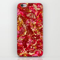 Red Hot Day Species iPhone & iPod Skin