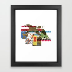 Rara Avis Framed Art Print
