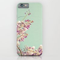 iPhone & iPod Case featuring Wisteria by Cassia Beck