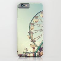 Sunset At The Carnival iPhone 6 Slim Case