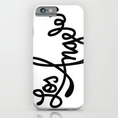 Los Angeles, Hand-Lettered Slim Case iPhone 6s
