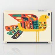 Century Bird iPad Case