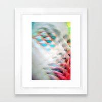 The Vivible Spectrum - E… Framed Art Print