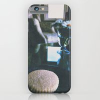 iPhone Cases featuring Afternoon Treat by Jane Lacey Smith