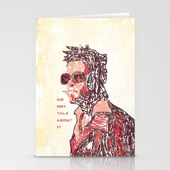 Tyler Stationery Card