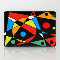 Abstract #120 iPad Case