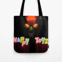 Happy Toyz Tote Bag