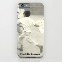 iPhone & iPod Case featuring The Kite Runner by Gafoor