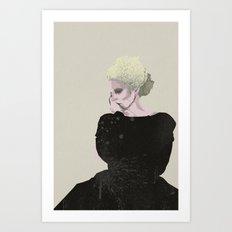 MONROE II Art Print