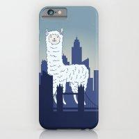 Hover Llama  iPhone 6 Slim Case