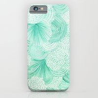 iPhone & iPod Case featuring Green Fields by Marcelo Romero
